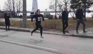 В Архангельске майская эстафета внесет коррективы в движение транспорта