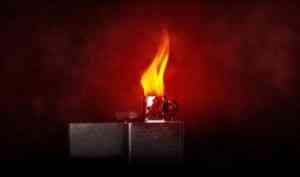 Пожилая жительница Котласа погибла при пожаре в деревянном доме