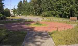 Городской парк Новодвинска – лидер общественного голосования за объекты благоустройства