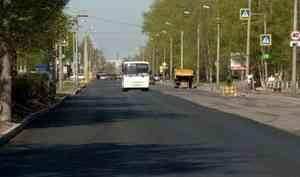 Пять с половиной километров дорожного полотна отремонтируют этим летом в Северодвинске по проекту «Безопасные качественные дороги»