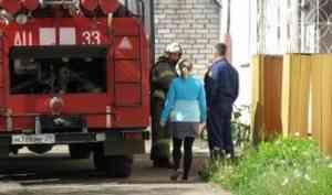 В МДОУ «Детский сад №7 «Теремок» прошли пожарно-тактические учения
