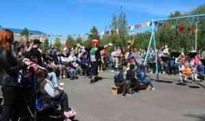 Сегодня Котласскому реабилитационному центру для особенных детей исполняется 10 лет