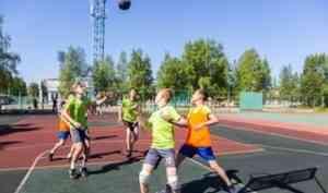 Школьники Приморского района – победители регионального этапа «Президентских спортивных игр»