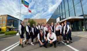 Волонтеры САФУ вернулись с Петербургского экономического форума