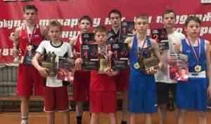Боксеры Архангельской области завоевали семь медалей на турнире в Соколе