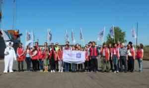 Студенты и сотрудники САФУ отправились Арктику