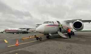 Авиацией МЧС России из Сектора Газа в Россию доставлено 112 человек