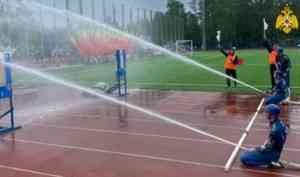 Команда Санкт-Петербургского университета МЧС России завоевала первое место в соревновании по пожарно-спасательному спорту