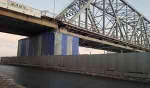 Пешеходам напомнили об «окнах» для прохода по жд-мосту во время ремонта