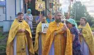 Руководитель молодежного проекта московского Сретенского монастыря возглавил Литургию в Березнике