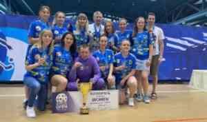 Команда «Наука-САФУ» заняла первое место на соревнованиях ST.PETERSBURG OPEN.