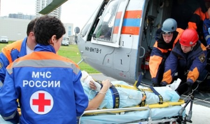 Медики МЧС России отмечают профессиональный праздник - День медицинского работника