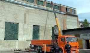 Монтажник погиб во время работ на котельной в Архангельске