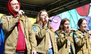 В Архангельске прошел фестиваль авторской песни «Сияние»