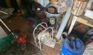 Житель Приморского района погиб от удара электрическим током
