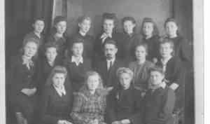 Страницы из истории факультета иностранных языков АГПИ в Великую Отечественную войну