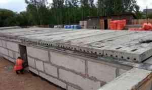 В селе Черевково готов фундамент для нового детского сада