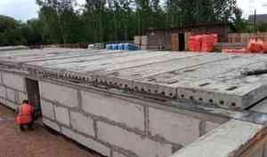 В селе Черевково Красноборского района заложили фундамент для нового детского сада