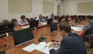 В правительстве региона рассмотрели подготовку к предстоящему отопительному периоду Северного округа Архангельска