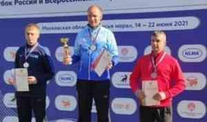 Стрелки Поморья завоевали 14 медалей на Кубке страны и Всероссийских соревнованиях
