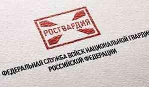 В Архангельской области росгвардейцы изъяли 29 единиц оружия