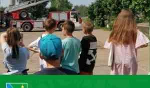 Экскурсии в пожарную часть № 33