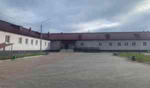 Ход строительства новой больницы в поселке Березник Виноградовского района – на контроле правительства региона
