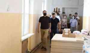 На капитальный ремонт школы №3 в Каргополе выделено более девяти миллионов рублей
