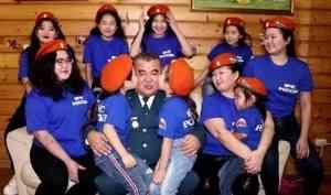 МЧС России поздравляет семьи своих сотрудников с Днем семьи, любви и верности