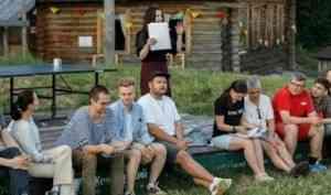 В Кенозерье молодежь Поморья прошла школу кинематографа