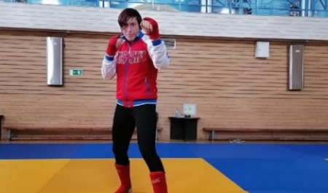 На чемпионате Европы по джиу-джитсу архангелогородка вошла в пятерку сильнейших