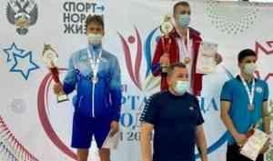 Пловец Егор Сулоев - серебряный призер V Летней Спартакиады молодежи России