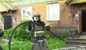 Студентка САФУ вместе с сотрудниками МЧС провела тестирование пожарных извещателей