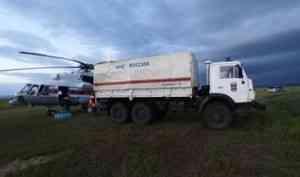 Ликвидация последствий подтоплений в Забайкальском крае на контроле МЧС России