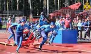 В Екатеринбурге завершился Чемпионат МЧС России по пожарно-спасательному спорту