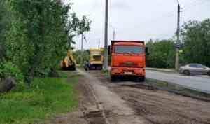 В Архангельске на дополнительные средства отремонтируют 21 участок дорог