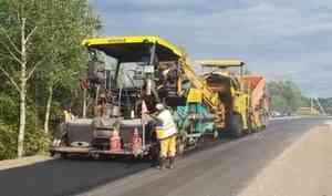 Программа дорожного ремонта и строительства в регионе выполнена на 60 процентов