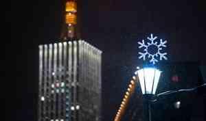 Прощайте, белые ночи! В Архангельске начинаются пробные включения уличных фонарей