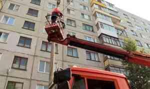 В Архангельске завершается подготовка к новому осветительному сезону