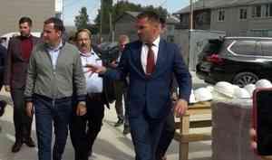 Глава региона побывал в Виноградовском районе
