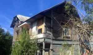 В Архангельске закупают квартиры для жильцов из «авариек» на грани схода