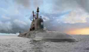 В Северодвинске спустили на воду атомную подлодку «Красноярск»