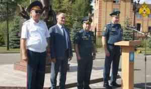 Заместитель главы МЧС России Николай Гречушкин посетил с рабочим визитом Республику Марий Эл