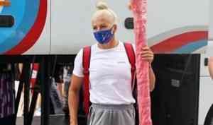 Со 2 августа спортсменка Поморья Наталья Подольская вступит в борьбу за олимпийские медали
