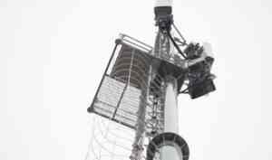 В поселке Широкий Прилук запущена в работу вышка сотовой связи