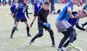 «Единая Россия» поддерживает развитие детского спорта. Архангельская область в приоритетах
