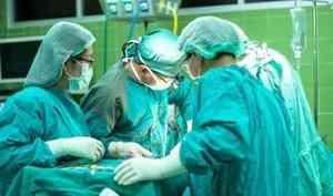В Архангельске впервые эндоваскулярно прооперировали аневризму аорты