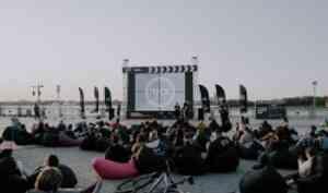 Фестиваль уличного кино пройдет на судоверфи