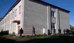 ВМезенском районном Доме культуры появится утеплённый спортивный зал