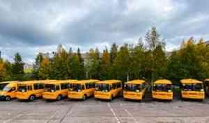 В Архангельской области идёт крупное обновление машин скорой помощи и школьных автобусов